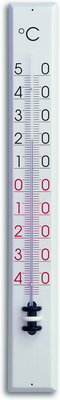 TFA Biggi Metal analoge thermometer