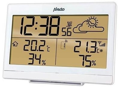 Alecto WS-2300 wit weerstation
