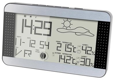 Alecto WS-1700 weerstation