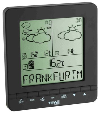 TFA Meteotime Easy weerstation