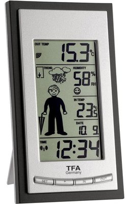 TFA Weather Boy weerstation