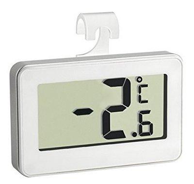 TFA Digilux white thermometer