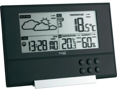 TFA Pure weerstation