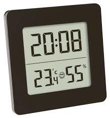 TFA Kjeld black thermometer