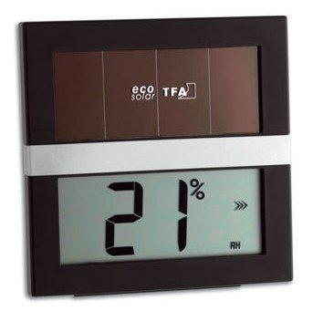 TFA Hygro Solar thermometer