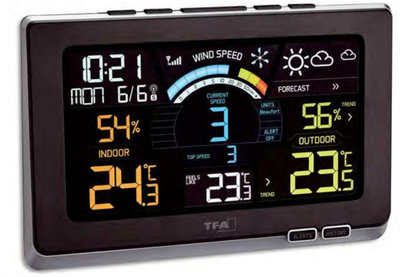 TFA Spring Breeze weerstation