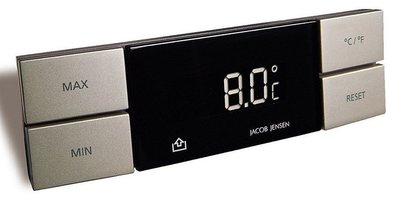 Jacob Jensen Outdoor Thermometer