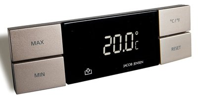 Jacob Jensen Indoor Thermometer