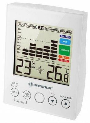 Bresser Ma Hygro wit thermometer