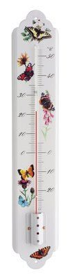TFA Butterfly analoge thermometer