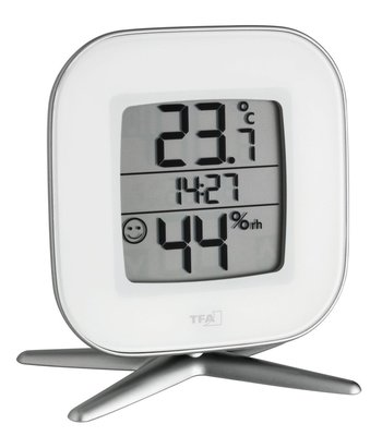 TFA Tivi white thermometer