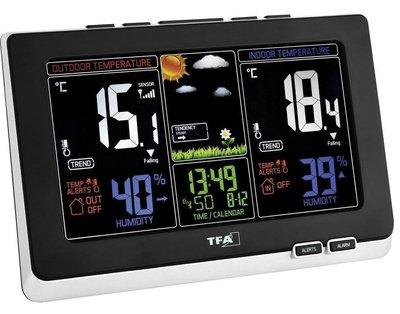 TFA Spring weerstation