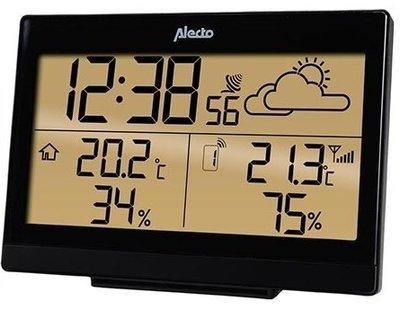 Alecto WS-2300 zwart weerstation