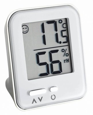 TFA Metal Moxx thermometer