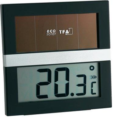TFA Digi Solar thermometer