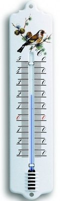 TFA Birdy analoge thermometer
