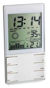 TFA Modern white thermometer