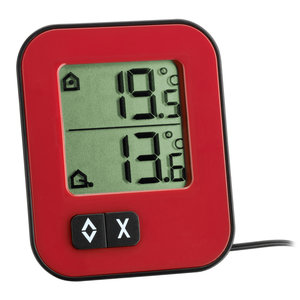 TFA Moxx red weerstation