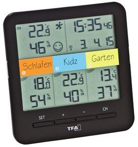 TFA Klima@Home weerstation